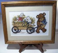 EMBROIDERY Small Picture -- TEDDY BEAR