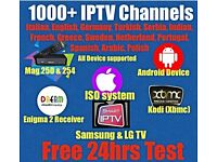 1600 Live Tv Channels on Smart Tv, Android device