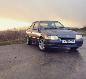 1991 Ford Escort XR3