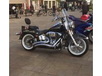 Harley Davidson Heritage softail classic 2006.