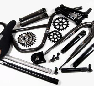 Looking for bmx parts and offering bike repair