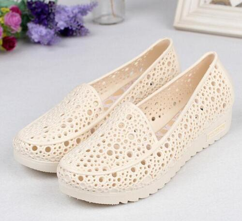 Womens Walking Loafers  Breathable Shoes Comfort Leisure Soft Nest Slip On New