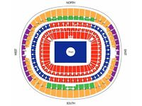 Adele - The Finale Tour - 02/07/17 - 2 x Club Wembley Block 225, Row 3 Tickets