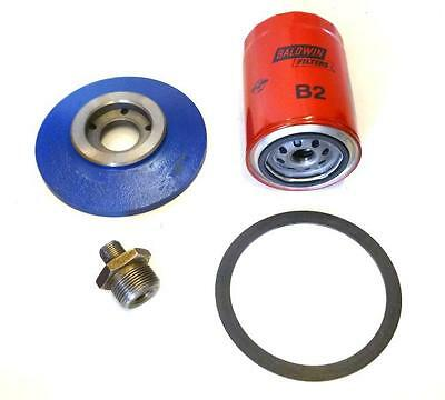Ford 2000 3000 4000 5000 Tractor Spin On Oil Filter Adapter Kit 309825