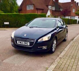 2012 Peugeot 508 1.6 e-HDi Allure Automatic(start/stop) FULL SERVICE HISTORY Negotiable