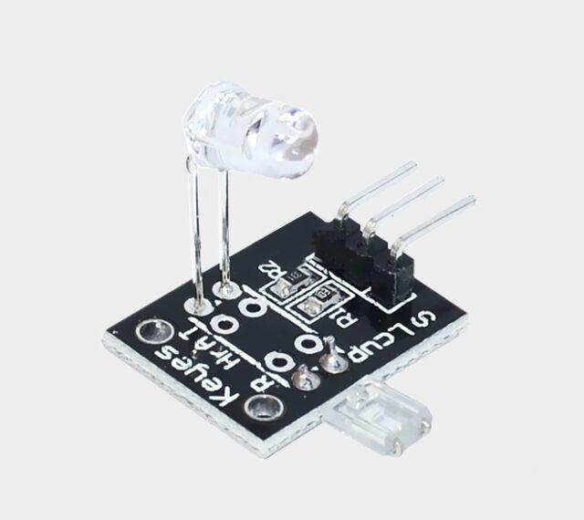 KY-039 5V Heartbeat Sensor Senser Detector Module Finger Measuring For Arduino