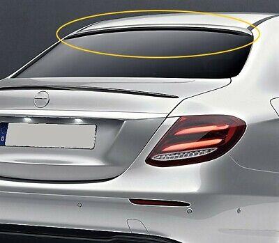 Neu Original Mercedes-Benz E-Klasse W213 Spoiler Dachspoiler A2137930100 grund.