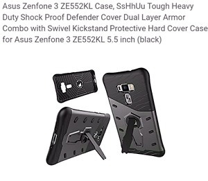 ASUS ZENFONE 3 (ZE552K L) 5.5inch case