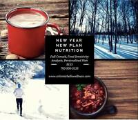 New Year! New Plan - NUTRITION - $155