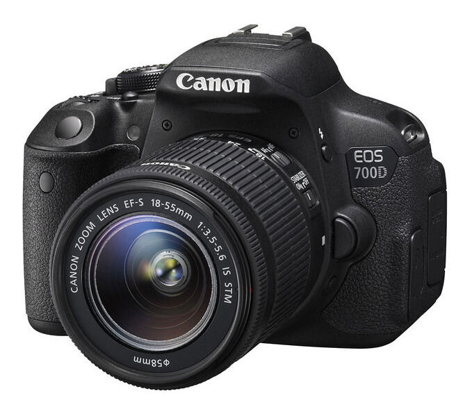 For the Intermediate Photographer - the Canon EOS Rebel T5i