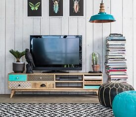 TV Stand / Media Unit by Graham & Green - Fantastic condition - Almost new - Sale due to move