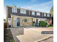 3 bedroom house in Fox Road, Holmer Green, High Wycombe, HP15 (3 bed)