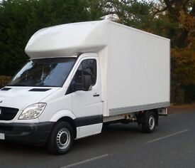 Man and Van: Kingston, Roehampton, Putney, Clamphan, Willesden, Chelsea