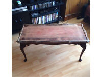 Solid Wooden Coffee Table *Quick Sale*