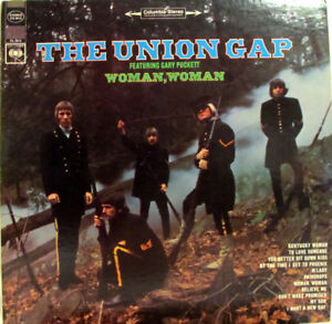 The Union Gap Album 1968 - Woman Woman   Great shape!