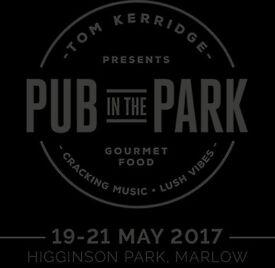 x2 VIP Tickets for Tom Kerridge Pub Festival