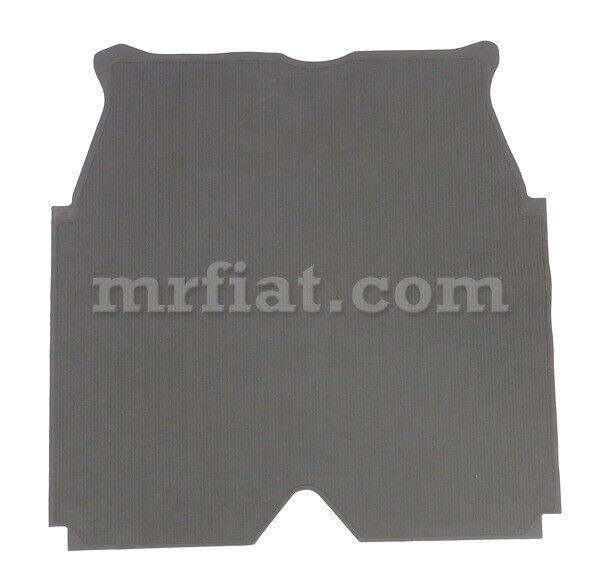 Mercedes W108 W109 220 250 280 S Se 300 Sel Grey Trunk Floor Rubber Mat New