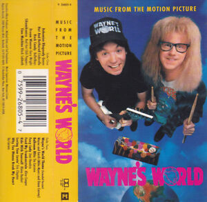 Wayne's World, music from the motion picture