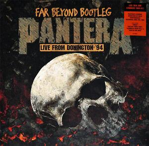 PANTERA Far Beyond Bootleg - Live From Donnington '94 2014 vinyl LP NEW/SEALED