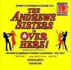 cd ost film/soundtrack - The Andrews Sisters - Over Here!