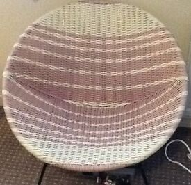Original vintage 1960s satellite chair