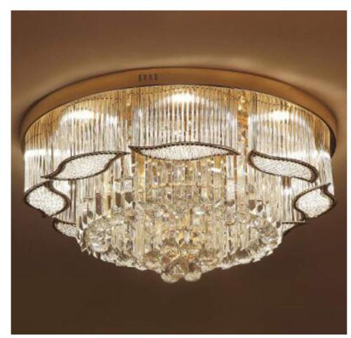Details About Luxury D 23 6 K9 Crystal Chandelier Led Ceiling Lamp Pendant Lighting Fixture