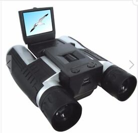 Full HD Video Camera Telescope Binocular With 2inch Screen IPRee 12x32 1920X1080p