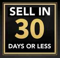 **SELL YOUR CONDO IN 30 DAYS**