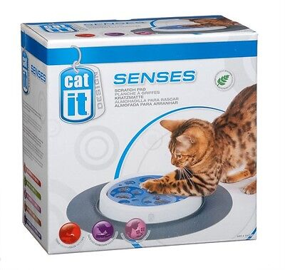 Hagen Catit Design Cat Senses Scratch Pad Toy