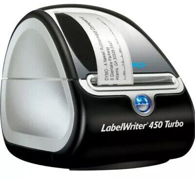 Dymo Labelwriter 450 Turbo Direct Thermal Printer -postal Postage- Label Printer