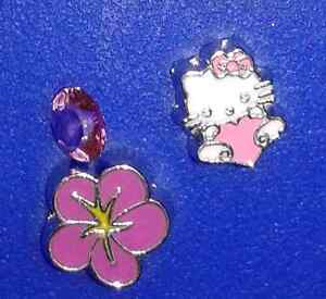 Locket with Hello Kitty Charms  $10
