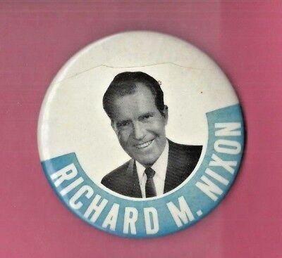 Richard Nixon Original 1968 NIXON Pinback