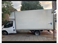 Man with van local urgent full house removal office commercial moving sofa furniture delivery