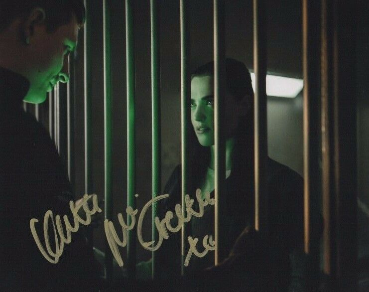 Katie McGrath Supergirl Autographed Signed 8x10 Photo COA #A9