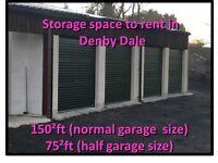 Self Storage in Denby Dale