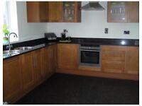 Cherry Oak / Oak Veneer kitchen doors etc