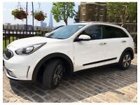 Rent 2018 Kia Niro Hybrid for Uber - £199 per week