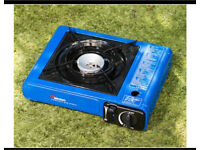 Brand new portable camping gas stove