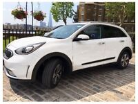 RENT PCO UBER CAR - 2018 KIA NIRO HYBRID - £199/WK INC INSURANCE - SPLEND