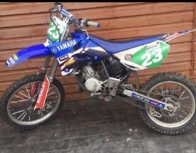 Yamaha yz 85 big wheel 2004