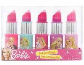 BARBIE Doll'icious BATH & SHOWER GEL gift set. NEW.