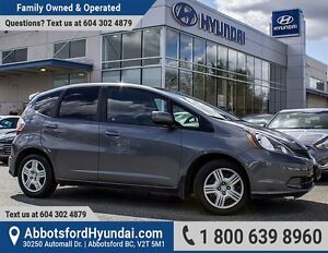 2013 Honda Fit LX GREAT CONDITION & CERTIFIED ACCIDENT FREE