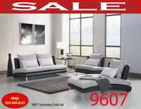 loveseats, leather chairs, corner sofas sets, 9607 3 pc