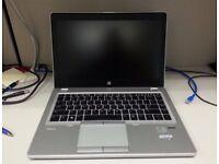 Hp Elitebook Folio 9470m Ultrabook laptop 8gb or 16gb ram with 500GB HD or SSD hard drive