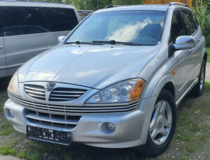 Ssangyong Kyron Active M200 Xdi S 4x4