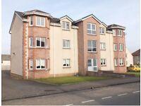 2 Bedroom Flat Beside Train Station - 9 Grant Grove, Bellshill ML4 2LF – Available for Rent Now!