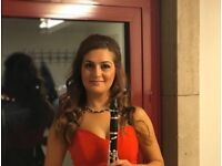 Clarinet&Piano&Music Theory Lesson from Royal Academy graduate