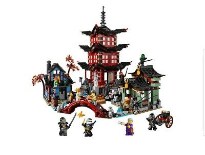 LEGO Ninjago 70751 Temple of Airjitzu (Sealed box) *RETIRED*