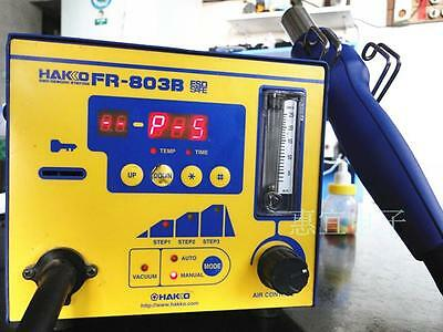 1 Pcs Used Hakko Fr-803b Smd Rework Station 220v