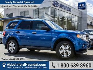 2011 Ford Escape XLT Automatic CERTIFIED ACCIDENT FREE